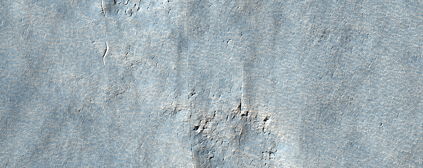 Possible Glacial Contact