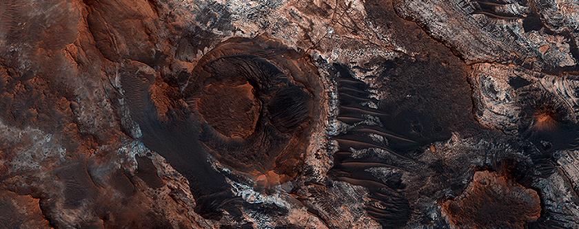 Mawrth Vallis Geodiversity