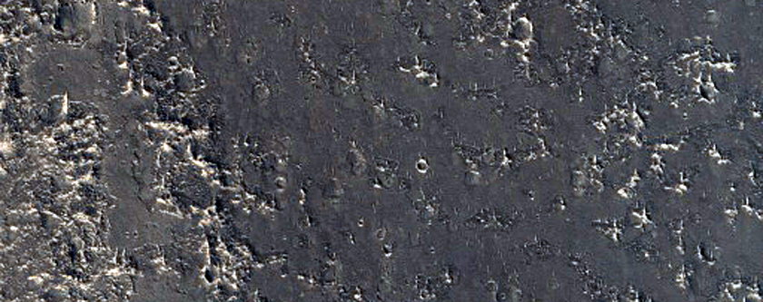 Possible Insight Mission Landing Site