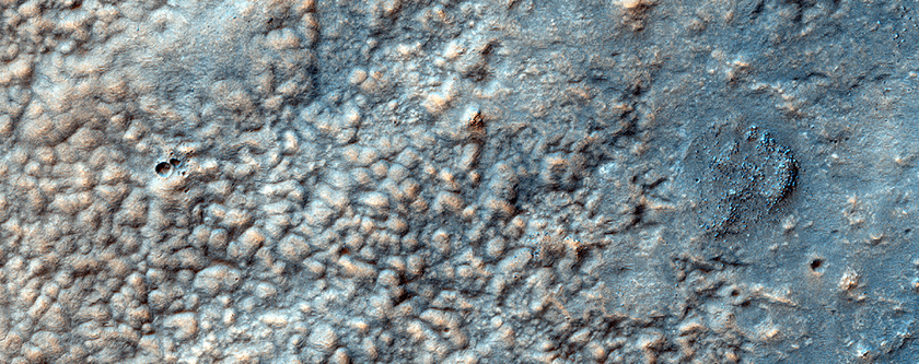 Chlorite-Bearing Outcrops in Crism Data