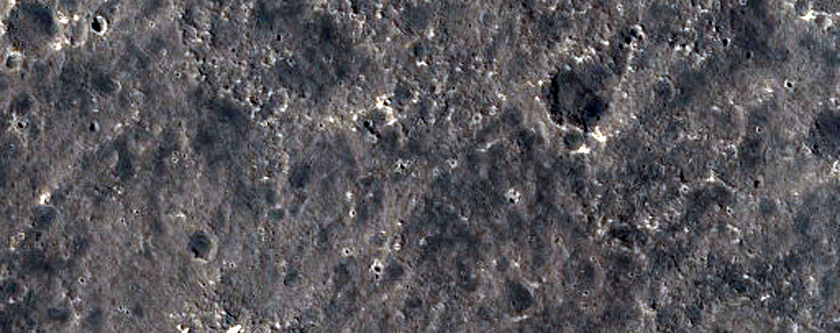 Possible InSight Landing Site