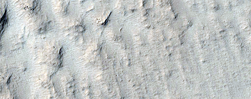 Enigmatic Channels on the Floor of Mangala Valles