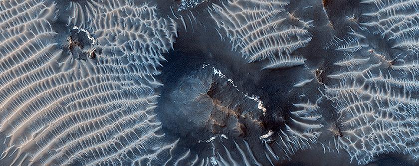Due generazioni di sedimenti soffiati dal vento