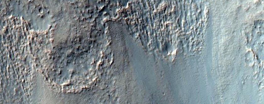 Massif in Northwest Hellas Region