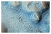 Cratered Cones in the Cydonia Region