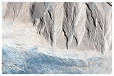 Gale Krateri'nin merkezindeki tepe nasıl oluştu?