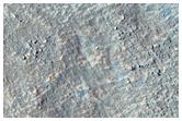 Possible Olivine-Rich Knob in Argyre Region