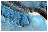 Misteriosa morfologia marciana