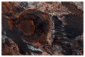 Mawrth Vallis Geovielfalt