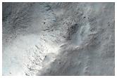 Recent Crater