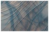 Russell Crater Dune Gullies