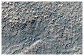Degraded Surface in Hellas Planitia