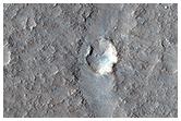 Hinweise auf eine antike Küstenlinie in der südlichen Isidis Planitia