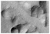 Nirgal Vallis Tributaries