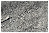 Slope Monitoring in Reull Vallis