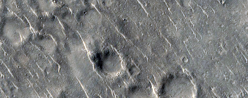 Search for Beagle 2 Lander