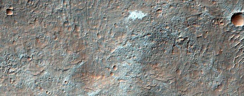 A Landing Site in Ladon Vallis