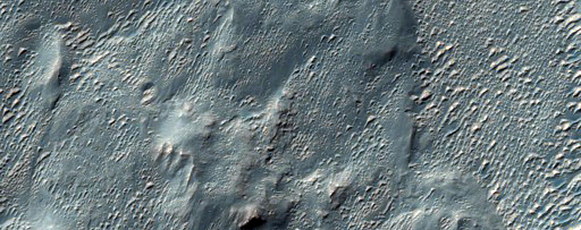 Possible Future Mars Landing Site of the 2018 Joint Rover