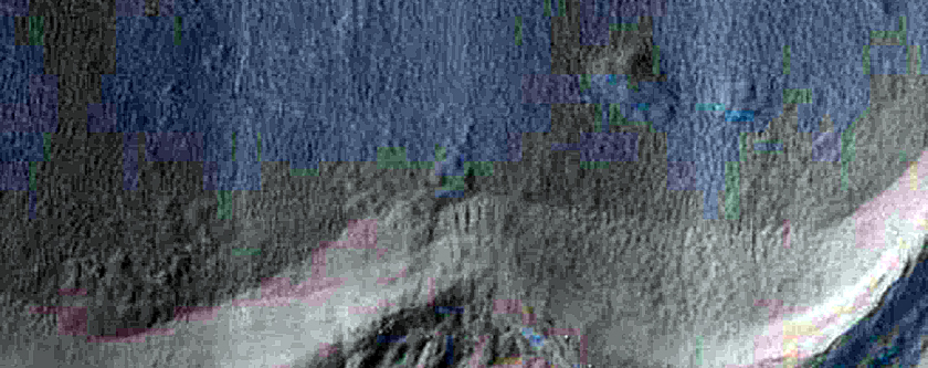 Gullies and Lobate Flow Materials in Northern Argyre Region