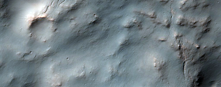Possible Inverted Stream Channels in Hellas Region