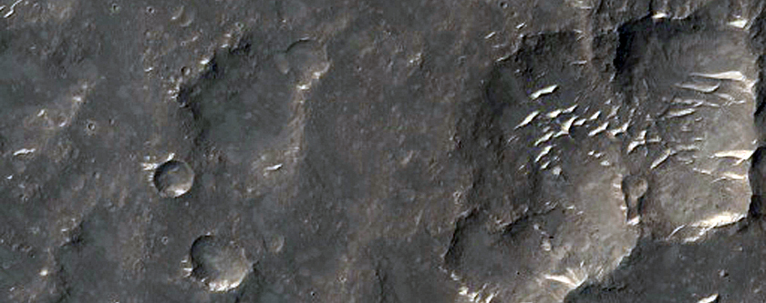 Candidate Landing Site for InSight