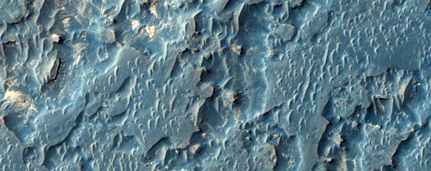 Meridiani Planum Sediments