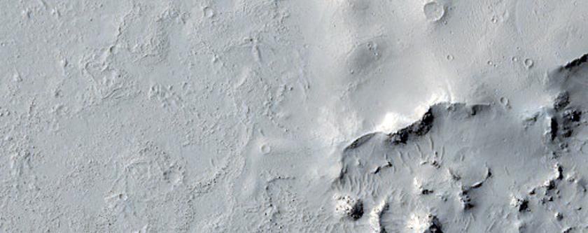 Enigmatic Terrain in Elysium Planitia