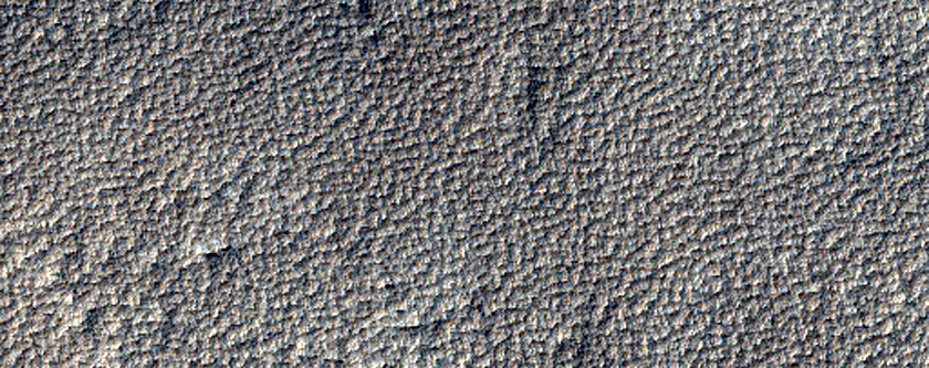 Mound West of Noctis Labyrinthus