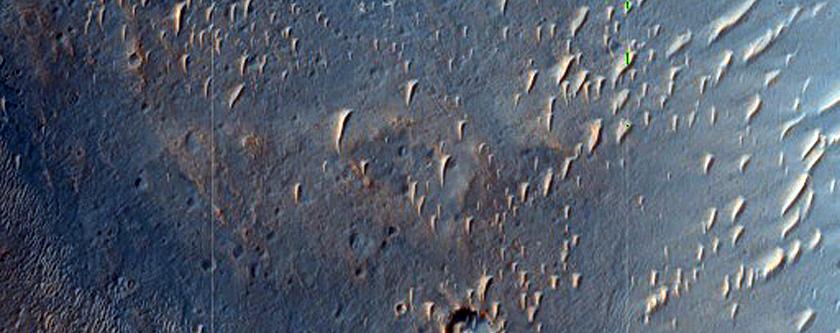 Crater Rims