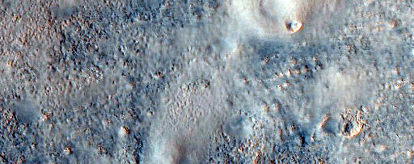 Northeastern Acidalia Planitia