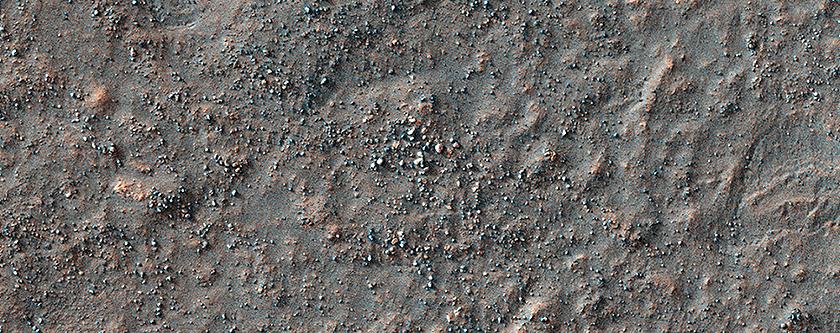 Search for the Mars 2 Debris Field