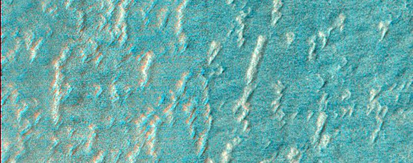 Hellas Planitia Layering