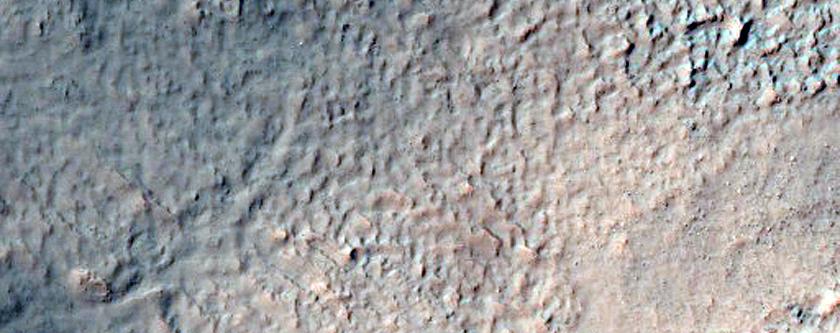 Search for Soviet Mars 3 Lander