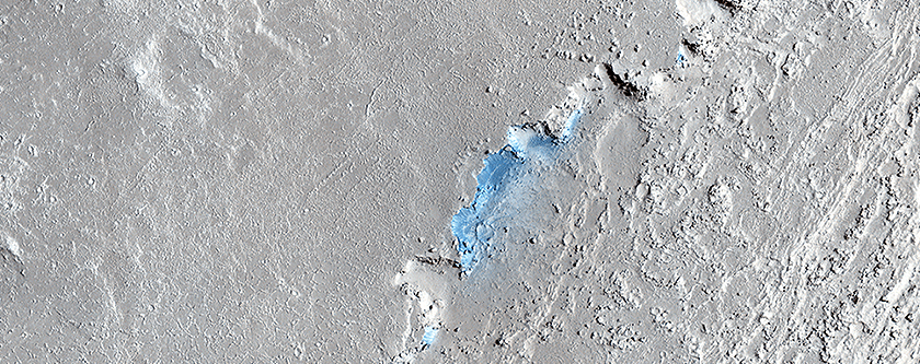 Sand Sources Near Athabasca Valles