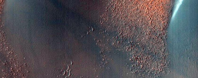 Noachis Region Dune Changes