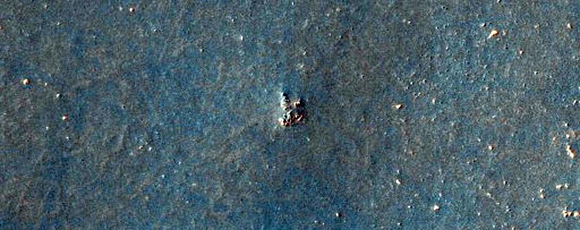 Southeast Argyre Planitia