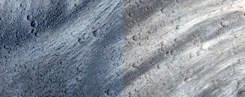 Flow on Kasei Valles Floor