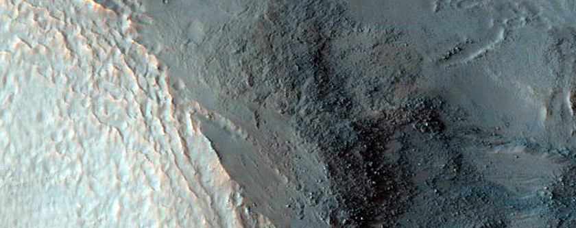 Crater Wall