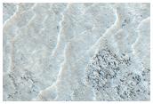 Terrain in Acidalia Planitia