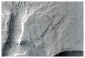 Fractured Surface in Avernus Region