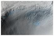 An Impact Crater in Isidis Planitia