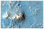 Possible Future Mars Landing Site in Oxia Planum