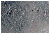 Ridge in Solis Planum