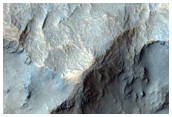 Rocky Crater Central Uplift