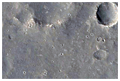 InSight Mission Candidate Landing Site