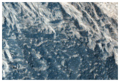 Monitor Slopes in Melas Chasma