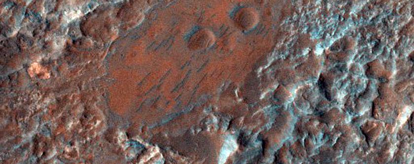 Grunt Chasma Coprates Hiar