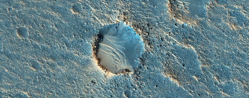 Thalloo Creggagh Sheear jeh Mawrth Vallis