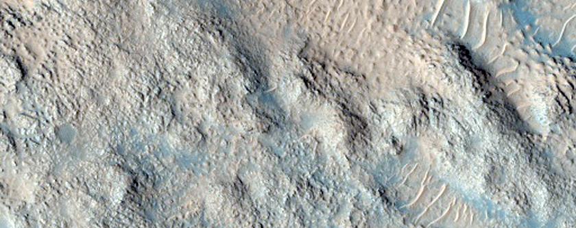 Crater Floor Texture Sample