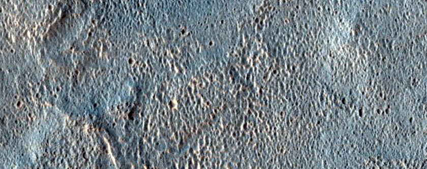 Channel Features and Other Promethei Terra Landforms